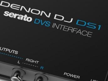 Denon DS-1 y MC4000 para Serato DJ
