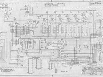 La Bob Moog Foundation publica nuevos esquemas electrónicos vintage