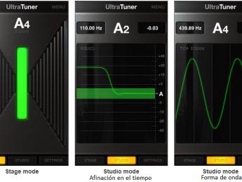 Ultratuner de IK Multimedia llega a Android