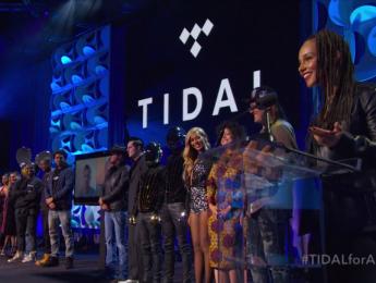 """Tidal: sonido """"HD"""", estrellas de la música y sólo cuentas premium"""