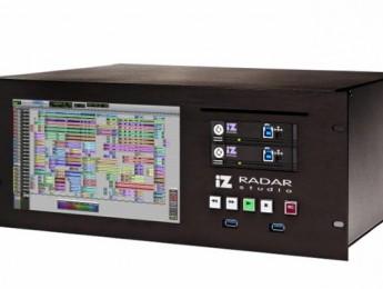 Radar Studio integra Pro Tools en un grabador hardware