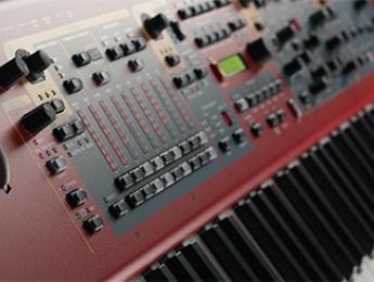 Nord Stage 2 EX: doble de memoria y un nuevo modelo de 76 teclas
