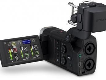 Zoom Q8, grabadora audio y vídeo HD