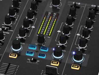 Nuevos mixers RMX22i y RMX33i de Reloop