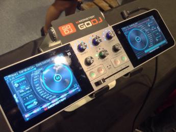 GoDJ, una curiosidad portable para DJs