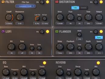 Tantra de Dmitry Sches, un plugin para efectos rítmicos