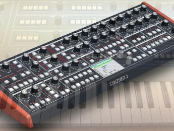 Synthex 2, directo de Mario Maggi y digital