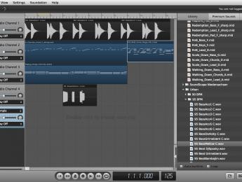 Soundation Chrome Studio, haciendo música en la nube
