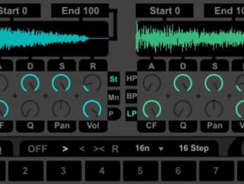 Patches para Max For Live: Sample Studio