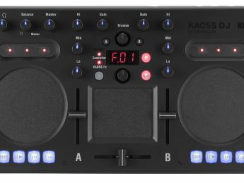Review del Korg Kaoss DJ