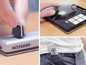 Mixfader llega a Kickstarter y directamente triunfa