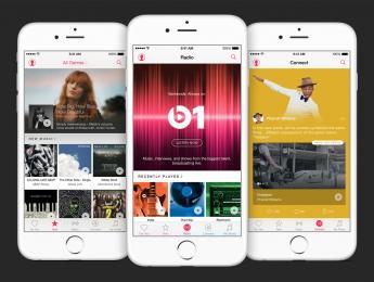 Apple Music irrumpe en la música por streaming
