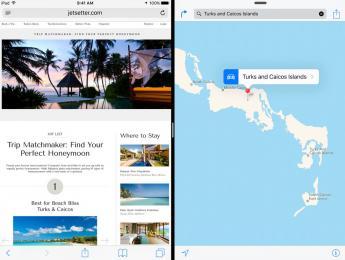 Extensión Audio Unit y pantalla dividida en iOS 9