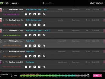 Beat Navigator Pro, la extensión de Chrome para Beatport mejora y te ayuda a ahorrar