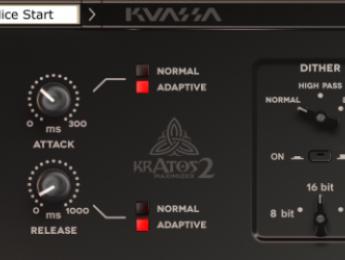 Limitador y maximizador Kratos 2 de Kuassa