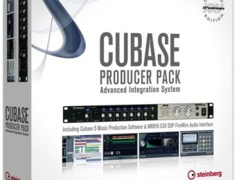 Steinberg lanza Cubase Producer Pack