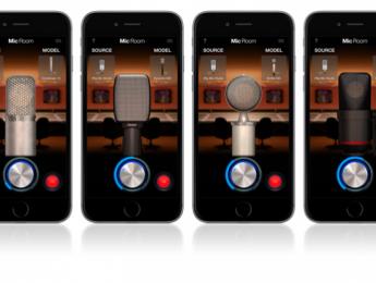 IK Multimedia presenta una aplicación de modelado de micrófonos para iOS