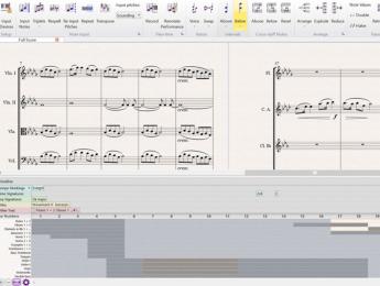 Avid lanza nueva versión de Sibelius