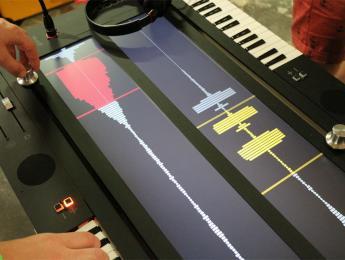 Collidoscope, música colaborativa para no músicos