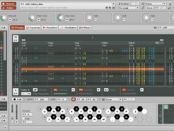 Redux lleva el tracker Renoise a formato plugin multiplataforma