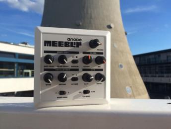 Nueva edición del sinte MeeBlip anode