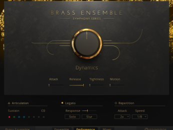 Soundiron lanza Symphony Series Brass Collection en colaboración con Native Instruments