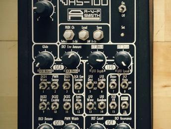 AVP Synth VAS-100 y ADB-5: desde Rusia con amor