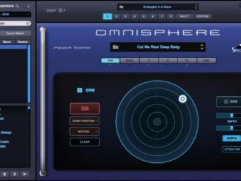Spectrasonics Omnisphere 2.1: compartir y publicar
