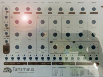 MFB TanzMaus: ¿Rytm para pobres?