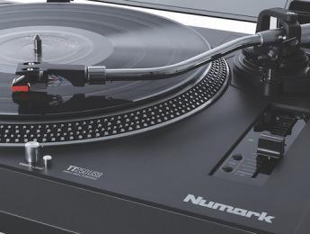 Nuevo giradiscos Numark TT250 USB