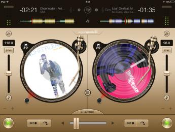 Emplea Djay 2 para iOS con cualquier controlador MIDI
