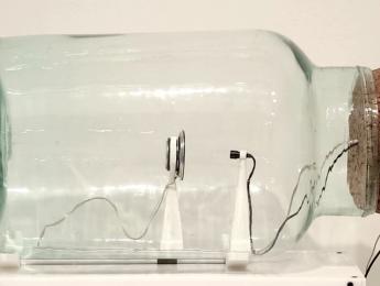 De ecos vacíos, espacios que se escuchan a sí mismos y el feedback como arte