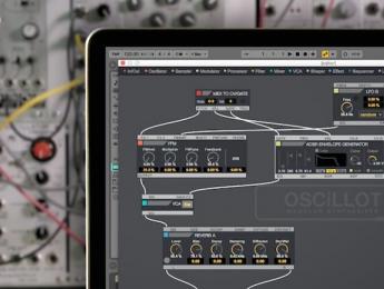 Oscillot para Ableton Live: 1.1 y lite gratuita