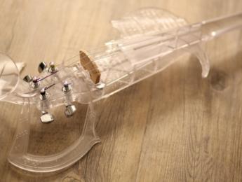 3Dvarius, un violín impreso en 3D