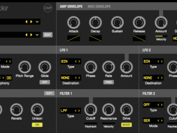 DiscoDSP Bliss, un sampler de VSTis automático