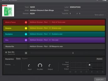 Stem Creator Tool de Native Instruments ya disponible