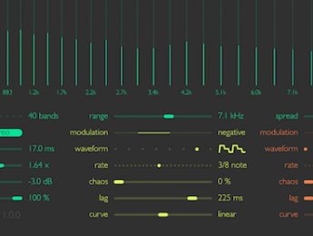 Sinevibes lanza Hologram, un plugin para resintetizar sonidos