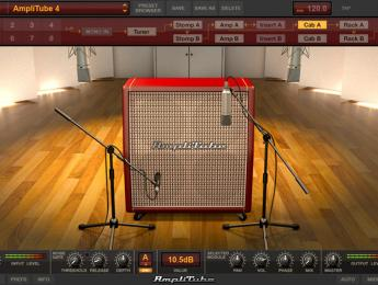 IK Multimedia anuncia AmpliTube 4