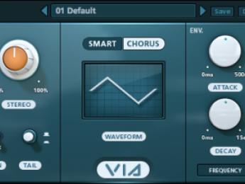 VIA DSP se presenta con Smart Chorus