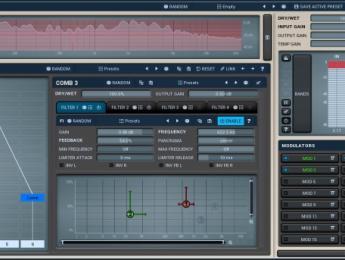 MeldaProduction lanza un nuevo multi-efectos modular