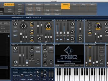 FXpansion lanza la segunda versión del sinte Strobe