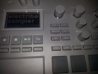 Convierte tu Korg Electribe 2 en una Electribe Sampler