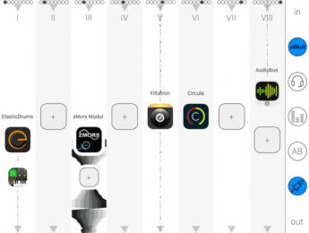 Studiomux: Audiomux y midimux se combinan