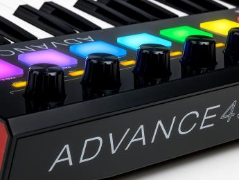 Akai Advance permite alojar todos tus instrumentos virtuales juntos en un único entorno
