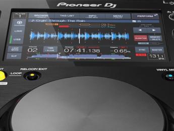 Nuevo reproductor Pioneer XDJ-700