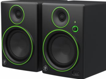 Mackie agrega Bluetooth a sus monitores CR4BT y CR5BT