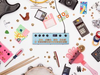 Critter & Guitari presenta Organelle, un dispositivo que ejecuta patches de Pd