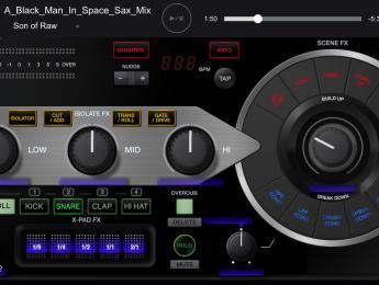 El RMX-1000 de Pioneer DJ vuelve como app para iPad