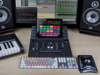 Avid anuncia Pro Tools 12.3 y una nueva superficie de control Eucon integrada a iPad