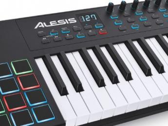 Mapeando plugins en Ableton Live desde el teclado Alesis VI49